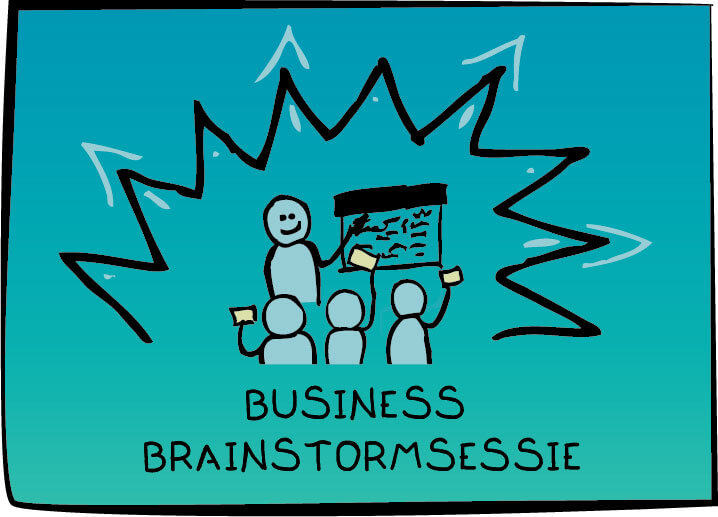 Business brainstormsessie